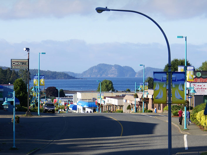 Port Hardy British Columbia homes for sale