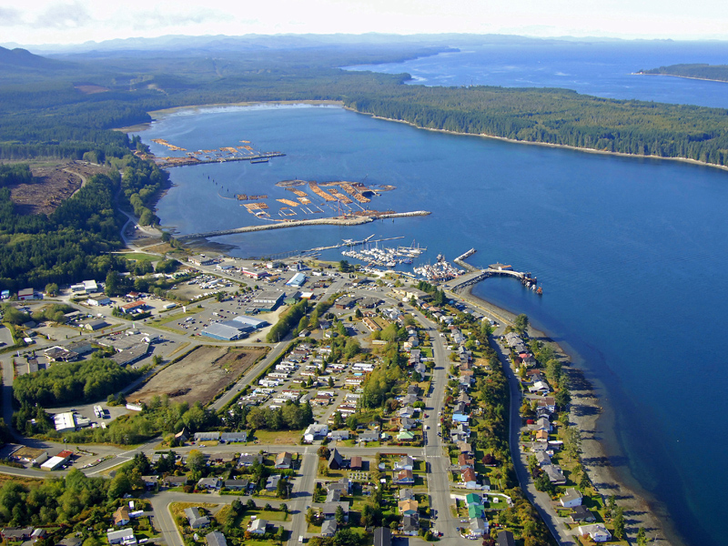 Port McNeill British Columbia homes for sale